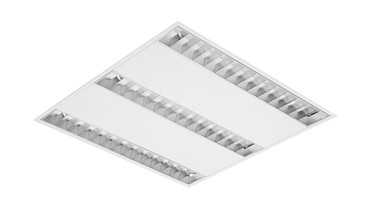 LED Rastereinbauleuchte, Office LED, 622x622, 31W, 3450lm, 4000°K, CRI80